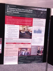 Poster Presentation at ACIPC National Conference 2013